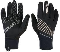 Craft Storm Windproof & Waterproof Bike Cycling Fleece Lined Gloves