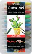 Brea Reese Watercolor Creams - Classic - Versatile Medium Facilitates Many Artistic Techniques