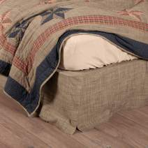 VHC Brands Vincent 29215 Bed Skirt, Queen