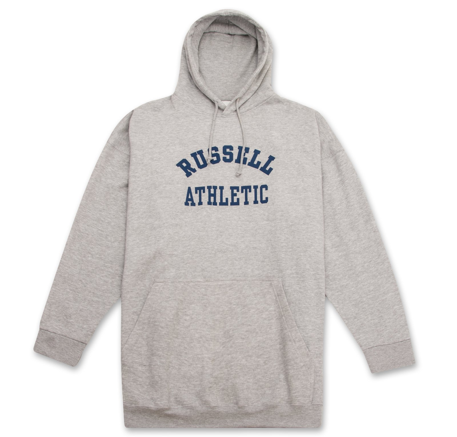 Russell Big and Tall Mens Active Fleece Pullover Hoodie Sweatshirt