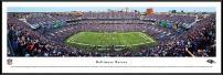 Baltimore Ravens - 50 Yard Line - Blakeway Panoramas Poster Print