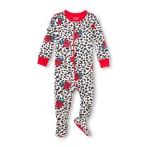 The Children's Place Baby Girls Long Sleeve Stretchie