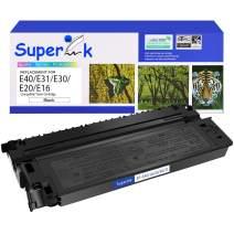 SuperInk Compatible for Canon E40 E30 E31 E16 E20 1491A002AA Black Toner Cartridge for PC140 PC170 PC310 PC325 PC940 PC980 Copy Machines