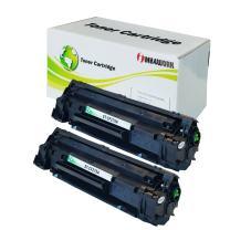 INK4WORK Compatible Toner Cartridge Replacement for HP CF279A 79A to use with Laserjet Pro M12a M12w MFP M26a M26nw Printer (Black, 2-Pack)