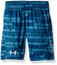 Under Armour Boys' UA Edge Stripe Boost Short