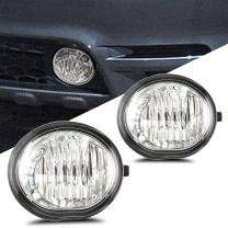 SCITOO Fog Light Assembly Kit fit Toyota Matrix 2003 2004 2005 2006 2007 2008 OE/Replacement Fog Lamp(Wiring Kit Include) In Pair