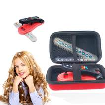 Hair Jewels Refill Set With 210 Hair Gems For Girls, Hair Bedazzler Kit With Rhinestones For Kids, Comes With Glam Styling Tool & 210 Gems & Gift Case- Load, Click, Stick! Hair, Fashion, Anything!