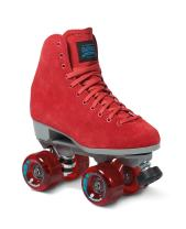 Sure-Grip Red Boardwalk Skates Outdoor
