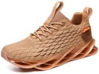 Ezkrwxn Men Sport Athletic Running Walking Shoes Jogging Sneakers