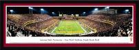 Arizona State Football - End Zone View in Sun Devils Stadium - Blakeway Panoramas Print