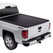 """Gator Recoil Retractable Truck Bed Tonneau Cover   G30481   Fits 2019 - 2021 New Body Style GM/Chevy Sierra/Silverado; will not work with Carbon Pro bed 5' 10"""" Bed (70"""")"""