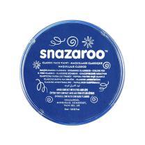 Snazaroo Classic Face and Body Paint, 18ml, Royal Blue, 6 Fl Oz