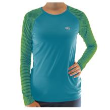 Alex + Abby Women's Triumph Raglan Long Sleeve Tee
