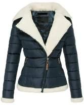 Women's Winter Warm Fleece Lapel Thicken Jacket Thicken Corduroy Coats Outwear