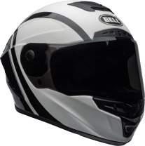 Bell Star MIPS Equipped Street Motorcycle Helmet (Tantrum Matte/Gloss White/Black/Titanium, Large)