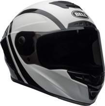 Bell Star MIPS Equipped Street Motorcycle Helmet (Tantrum Matte/Gloss White/Black/Titanium, X-Large)