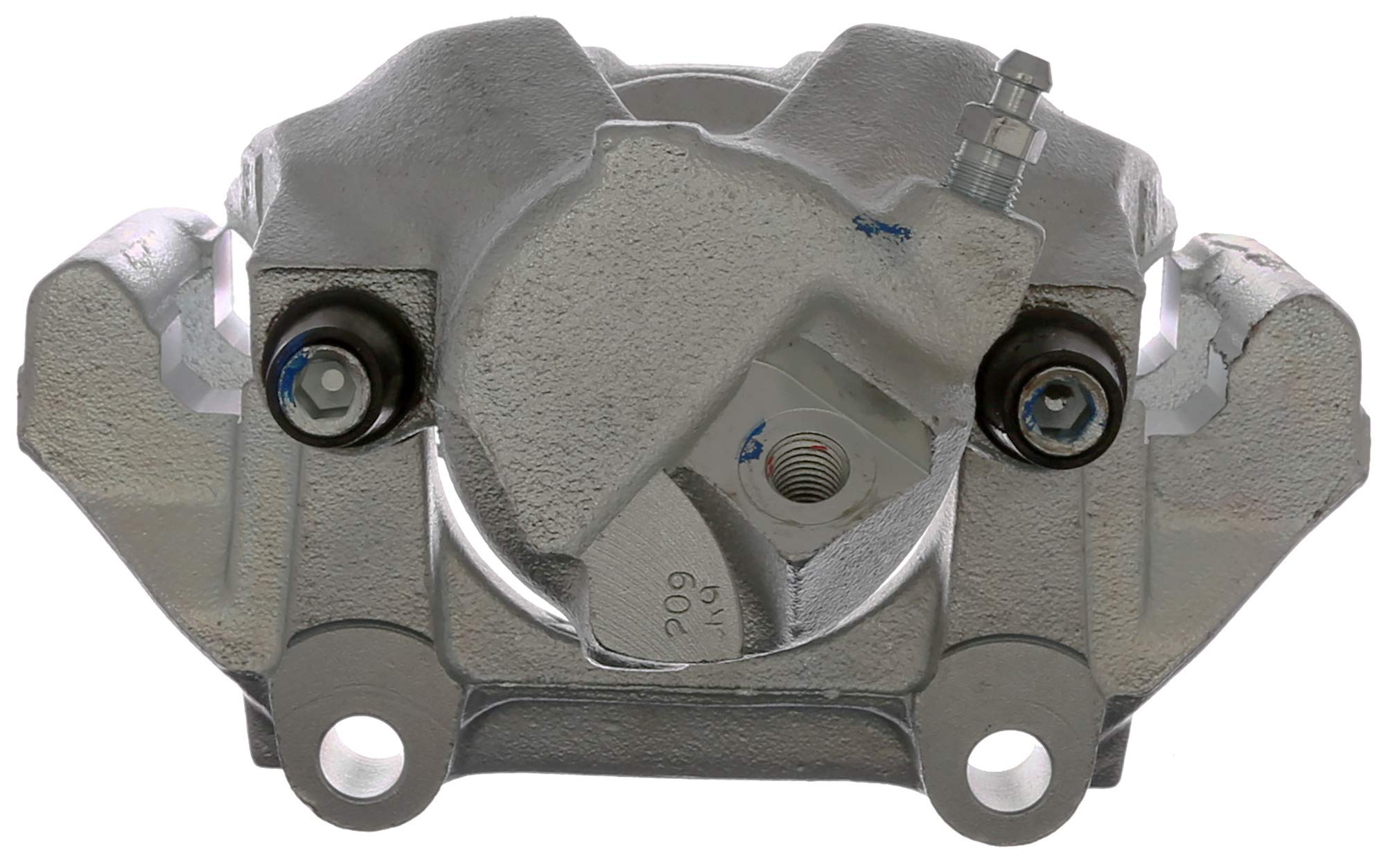ACDelco 18FR1503C Professional Front Passenger Side Disc Brake Caliper Assembly without Pads (Friction Ready Coated), Remanufactured