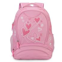 Hynes Eagle Kids School Backpack Sweetheart Pattern Backpack for Girl