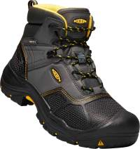 KEEN Utility - Men's Logandale (Soft Toe) Waterproof Work Boot