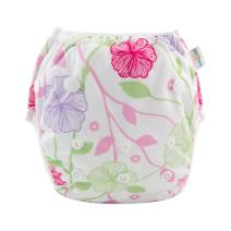 Babygoal Baby Swim Diapers Reusable Washable and Adjustable for Swimming Fit Babies 0-3 Years ZFSW15-B