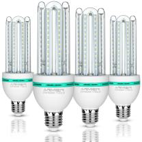ANMIEN 20W E27 LED Bulbs, 150W Halogen Bulbs Equivalent, Daylight White 6000K, 1700lm, Non-Dimmable, 360?Beam Angle, LED Light Bulbs, Pack of 4