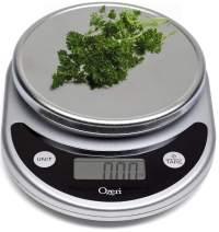 Ozeri ZK14-S Pronto Digital Multifunction Kitchen and Food Scale, Black