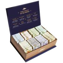 Valdena Bio Organic Tea Line sampler (64 Tea Bags)