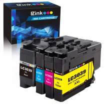 E-Z Ink (TM) Compatible Ink Cartridge Replacement for Brother LC3039 LC-3039 Super-High Yield for use with Brother MFC-J6945DW MFC-J5845DW MFC-J6545DW MFC-J5945DW