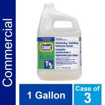 Hospital Grade Disinfecting Bathroom Sanitizer by Comet Professional, Multi-Purpose Liquid Cleaner Wipes up Pathogens, Ready to Use Bulk Refill for Commercial Use, 1 Gal. (Case of 3)