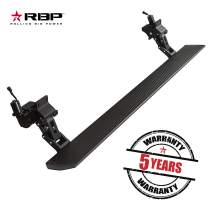 RBP RBP-345-SP 15-18 Stealth Power Assist Electric Running Boards for F150 Supercrew Cab