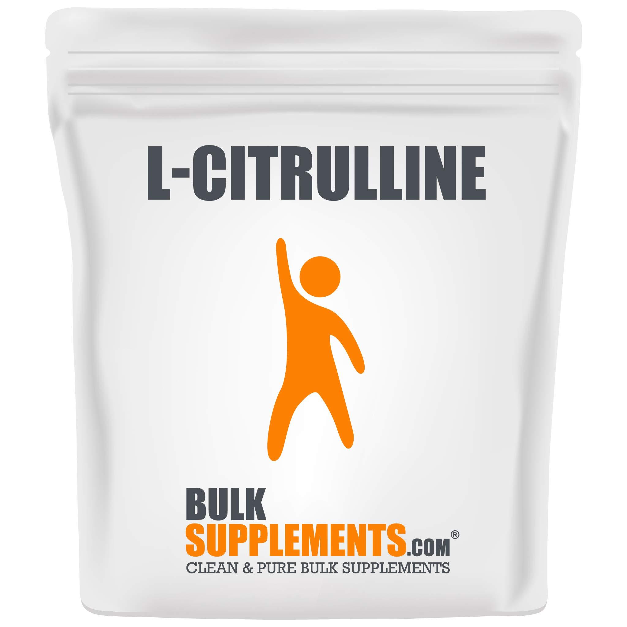 L-Citrulline Powder by BulkSupplements (5 Kilograms)