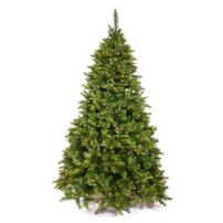 Vickerman 55' Cashmere Pine Artificial Christmas Tree with 350 Clear lights
