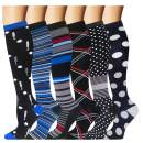 Compression Sock for Women & Men 20-30mmHg - Best Medical for Running, Athletic Sports, Crossfit, Fitness