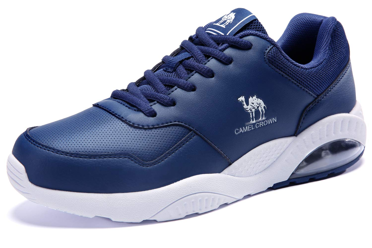 CAMELSPORTS Men's Athletic Sneakers Air Cushioned Running Shoes for Tennis, Gym, Training, Sports, Walking