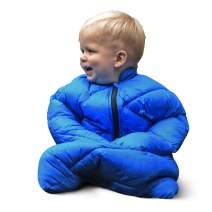 Morrison Outdoors Little Mo 40 Baby Sleeping Bag (Blazing Blue)