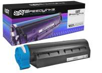 Speedy Inks Compatible Toner Cartridge Replacement for Okidata 44574701 (Black)