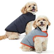 HACHIKITTY Dog Cold Weather Clothes, Warm Dog Jackets for Small Medium Large Dogs