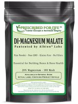 Magnesium - DiMagnesium Malate Powder - 20% Mg by Albion, 10 kg