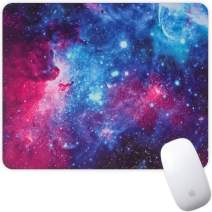 Marphe Mouse Pad Mousepad Non-Slip Rubber Gaming Mouse Pad Rectangle Mouse Pads for Computers Laptop (Nebula)