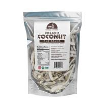 Mavuno Harvest Direct Trade Organic Dried Fruit, Coconut, 1 Pound