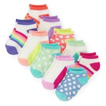 The Children's Place Baby Boys' 10 Pack Ankle Socks