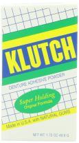 Klutch Denture Adhesive Powder, 1.75 Ounces