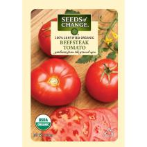 Seeds of Change Certified Organic Seed Beefsteak Tomato