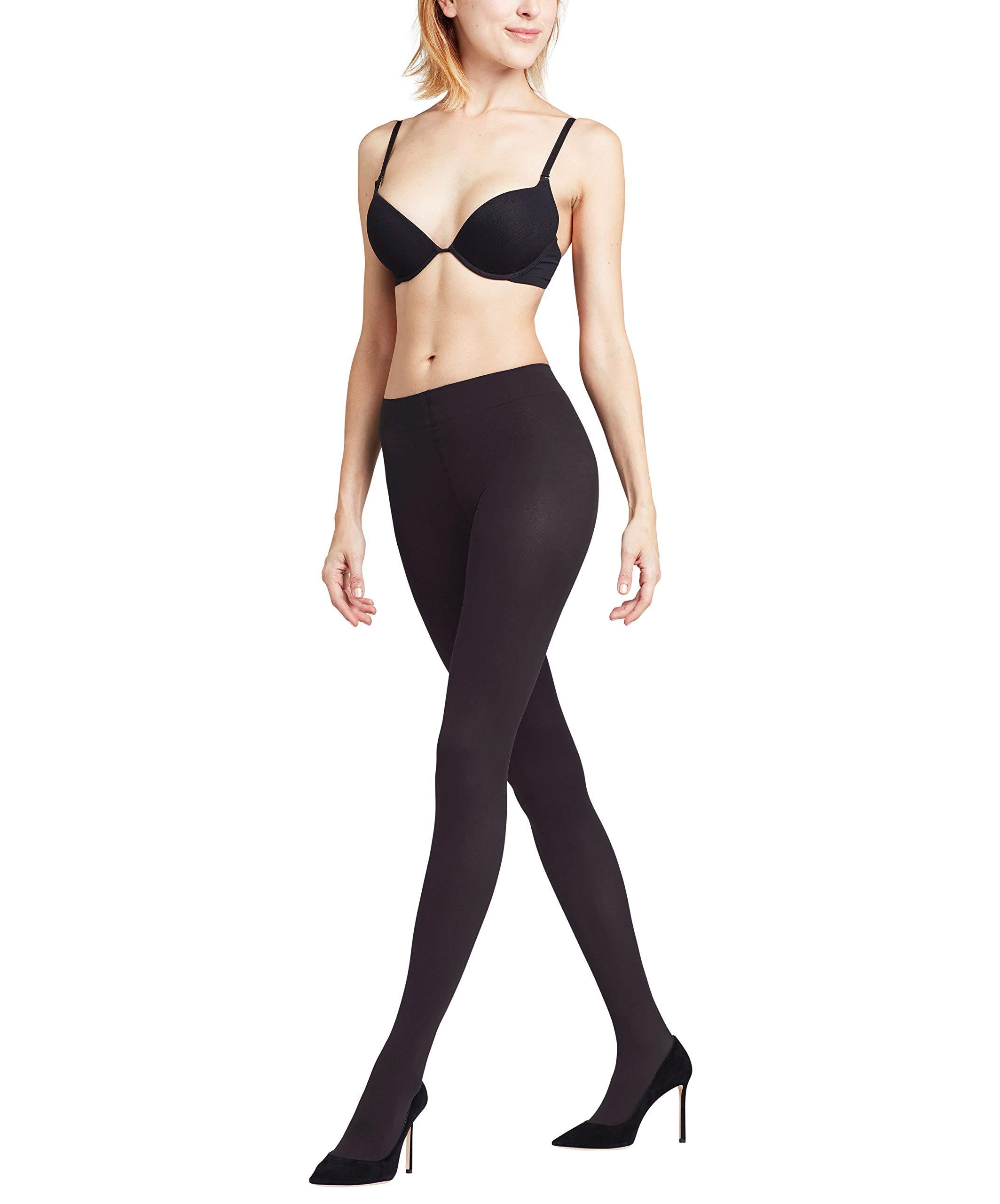 FALKE Womens Pure Matt 50 DEN Tights - Semi-Opaque, Matt, Multiple Colors, S to XL, 1 Pair