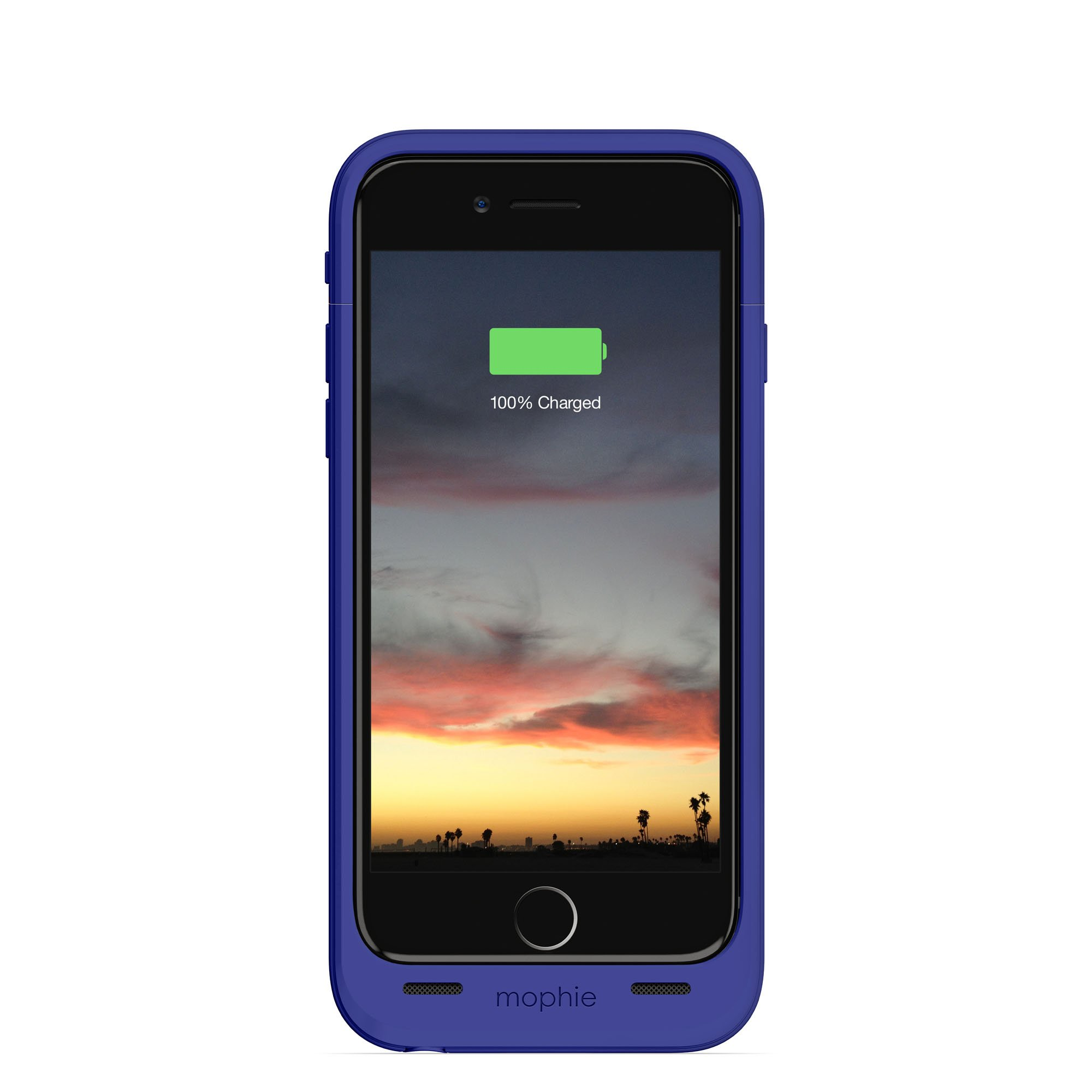 mophie juice pack air - Slim Protective Mobile Battery Pack Case for iPhone 6/6s - Purple