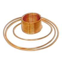 Palo Santo Holder for Incense Sticks - Lightweight, Foldable and Extendable – Copper Incense Support for Natural Incense Sticks