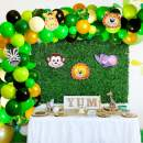 Jungle Theme Party Supplies Animal Decorations Safari Party Supplies for Birthday Baby Shower Party Decorations