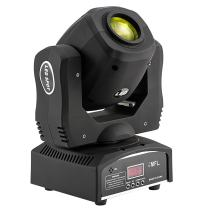 MFL. Moving Head Light 8 Gobo DMX 8/12 Channels Rainbow 8 Colors Changing Led Stage Pattern Lamp for Church Wedding Party Live Concert KTV Club Party