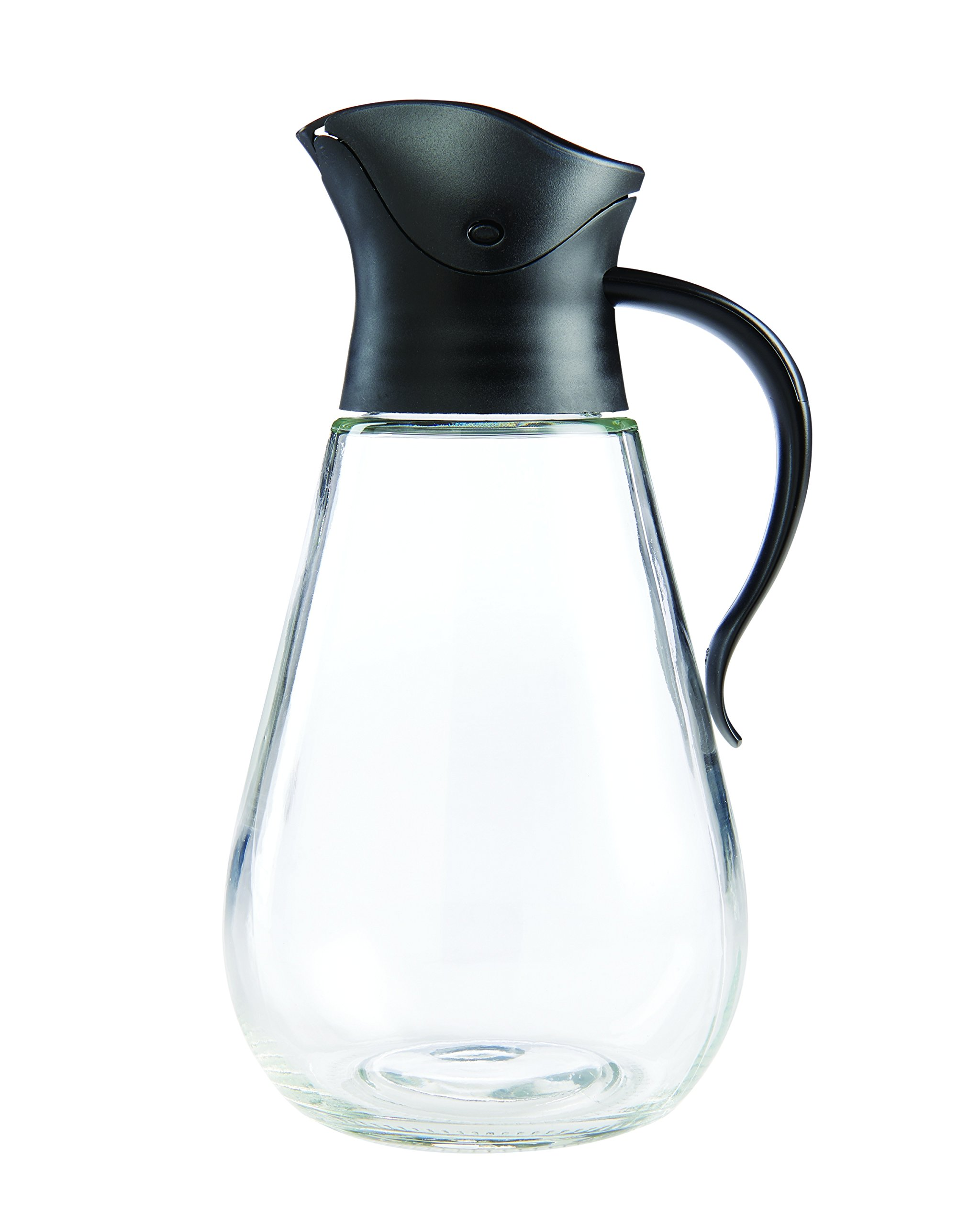 The World's Greatest Store'N Pour Syrup Dispenser, BPA Free, 18.5-Ounce Capacity