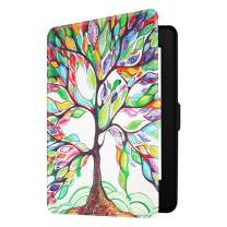 Fintie Slimshell Case for Kindle Paperwhite - Fits All Paperwhite Generations Prior to 2018 (Not Fit All-New Paperwhite 10th Gen), Love Tree